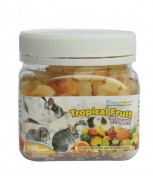 Chubbypetsgarden® Tropical Fruit Treat 150 gram