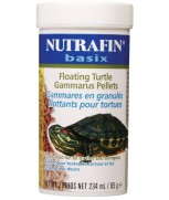 Hagen Nutrafin Basix Turtle Gammarus Pellet - 85 g (3 oz)