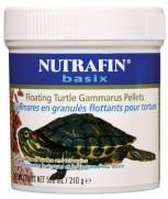 Hagen Nutrafin Basix Turtle Gammarus Pellet - 210 g (7.4 oz)