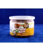 Bengy Hamster Mealy Dry Worms 75g