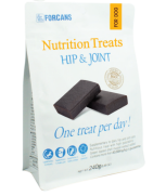 Forcans Nutrition Treats Hip and Joint 240g