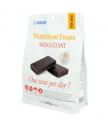 Forcans Nutrition Treats Skin & Coat 240g