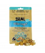 Zeal Wild Caught Hoki Fish Cubes Dog & Cat Treats 125g