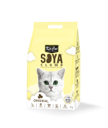 Kit Cat Soya Clump Original Cat Litter 7L