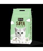 Kit Cat Soya Clump Green Tea Cat Litter 7L