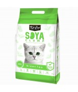 Kit Cat Soya Clump Green Tea Cat Litter 7L