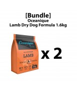[Bundle]Oceanique Lamb Dry Dog Formula 1.6kg x 2