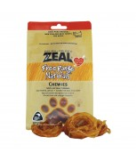 Zeal Free Range Naturals Chewies Dog Treats 125g