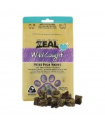 Zeal Wild Caught Hoki Fish Skins Dog & Cat Treats 125g