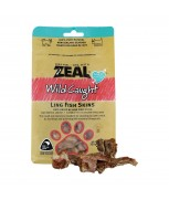 Zeal Wild Caught Ling Fish Skins Dog & Cat Treats 125g