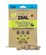 Zeal Free Range Naturals Chicken & Lamb Morsels (Freeze Dried) 100g