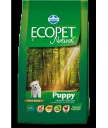 Ecopet Natural Puppy Mini Dry Dog Formula 12kg