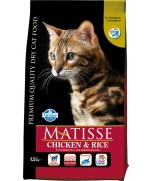 Matisse Chicken & Rice Cat Dry Formula 1.5kg