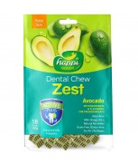 Happi Doggy Dental Chew Zest Avocado 150g (18 Pieces) - Petite