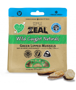 Zeal Wild Caught Naturals Green Lipped Mussels (Freeze Dried) 50g