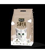 Kit Cat Soya Clump Coffee Cat Litter 7L
