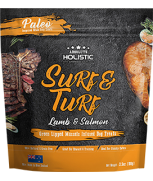Absolute Holistic Surf & Turf (Lamb & Salmon) 100g