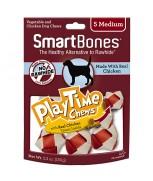 SmartBones PlayTime Chews Chicken - 5 Medium (150g)