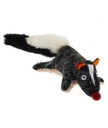 GiGwi Plush Friendz with Squeaker Skunk S Size