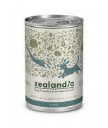 Zealandia Sustainable NZ Hoki Canned Dog Formula 385g