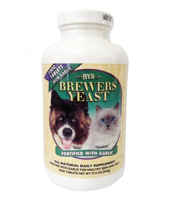 BYS Brewers Yeast 1000 Tablets (500g)