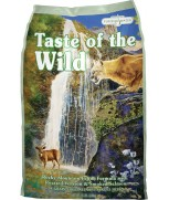 Taste of the Wild Rocky Mountain Feline® Formula with Roasted Venison & Smoked Salmon 7kg