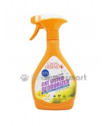 Cindy and Friends Cat Litter Deodorizer Spray (Lemon Citrus) 500ml