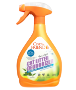 Cindy and Friends Cat Litter Deodorizer Spray (Green Tea) 500ml