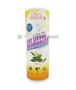 Cindy and Friends Cat Litter Deodorizer Powder (Green Tea) 500gm