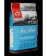Orijen Six Fish Dry Dog Formula 6kg