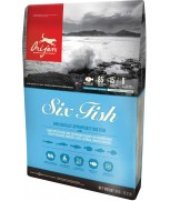 Orijen Six Fish Dry Dog Formula 6kg