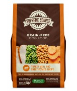 Supreme Source Grain Free Turkey Meal & Sweet Potato Dog Dry Food 2.26kg