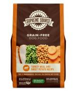 Supreme Source® Grain Free Turkey Meal & Sweet Potato Dog Dry Food 4.98kg