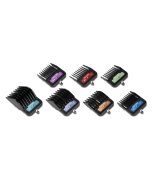 Andis 7-Piece Animal Clip Comb Set, Fit Blade 10