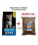 [REPACK] Matisse Kitten Cat Dry Formula 1kg