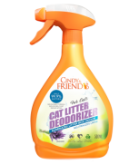 Cindy and Friends Cat Litter Deodorizer Spray (Lavender) 500ml
