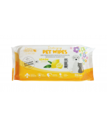 Cindy and Friends Wet Tissue (Lemon) 70 pieces