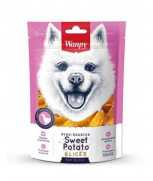 Wanpy Oven-Roasted Sweet Potato Slices Dog Treats 100g