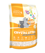 Cindy and Friends Crystal Litter - Citrus 5L