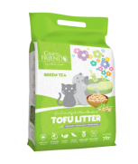 Cindy and Friends Tofu Litter - Green Tea 2.8kg