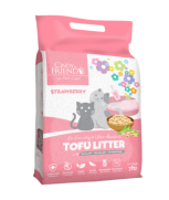 Cindy and Friends Tofu Litter - Strawberry 2.8kg