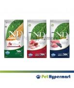 Mix - Farmina Natural & Delicious Dry Cat Food Grain Free Formula 10kg