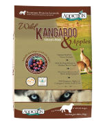 Addiction Wild Kangaroo & Apples Dry Dog Formula 1.8kg