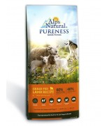 Alps Natural Pureness Grass Fed Lamb Recipe Dry Dog Formula 2.2kg