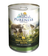 Alps Natural Classic Lamb with Premium Meat Dog Canned Food 400gm