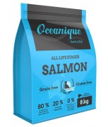 Oceanique Salmon Dry Dog Formula 8kg
