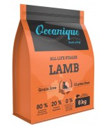 Oceanique Lamb Dry Dog Formula 8kg