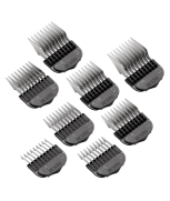 Andis 8 pc Stainless Steel Attach Comb Set