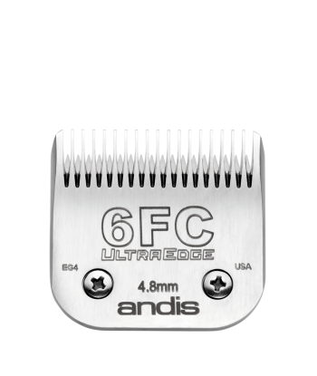 Andis #6 Blade FC 4.8mm