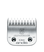 Andis #5 Blade 6.3mm Skip tooth